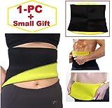 iBuylinks Hot Neoprene Slimming Corset Belt Waist Shaper Unisex (S-XXXL) (XL)