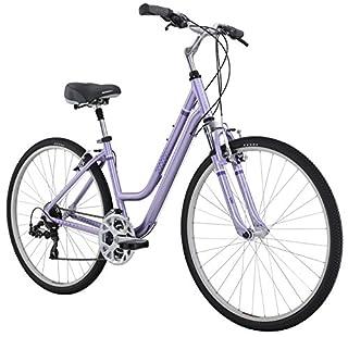 Best Womens Hybrid Bikes Under 300 Dollars: Diamondback Bicycles Women's Vital 2 Complete Hybrid Bike