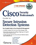 img - for Cisco Security Professional's Guide to Secure Intrusion Detection Systems book / textbook / text book
