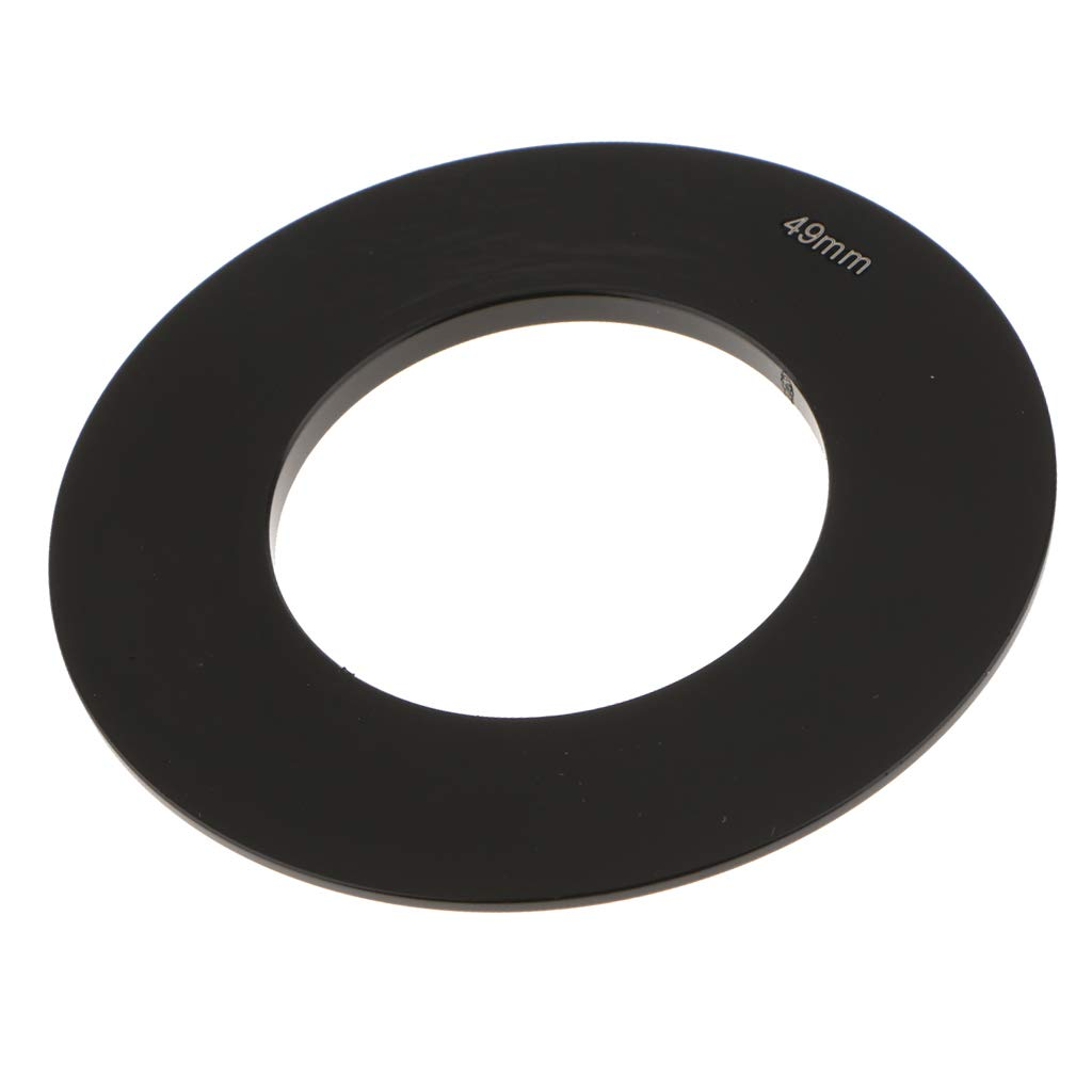 Baoblaze 49mm Digital SLR Cameras Lens Adapter Ring for Cokin P Series Color Filter d3da98fc7a963994a50c87fbad8c1c4e