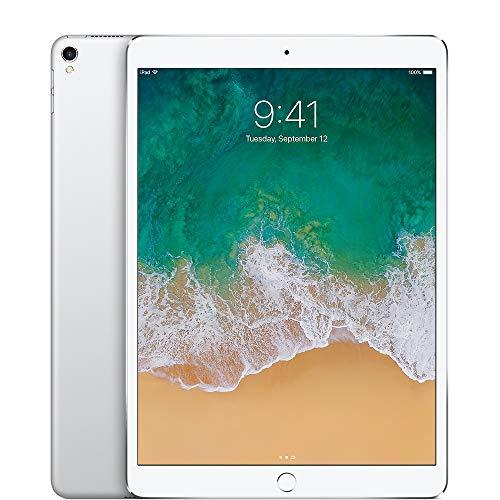 Apple IPAD PRO Tablet 10.5 2017 2.30 4GB 512GB Retina Silver (Renewed)