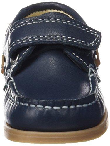 Pablosky Jungen 121820 Bootsschuhe Blau