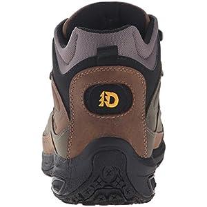 Dunham Men's Cloud Mid-Cut Waterproof Boot, Grey - 11 2E US