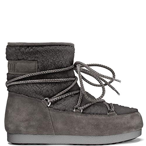 Far Women Moon Anthracite Side Low Boot Shearl BxqxTP51w