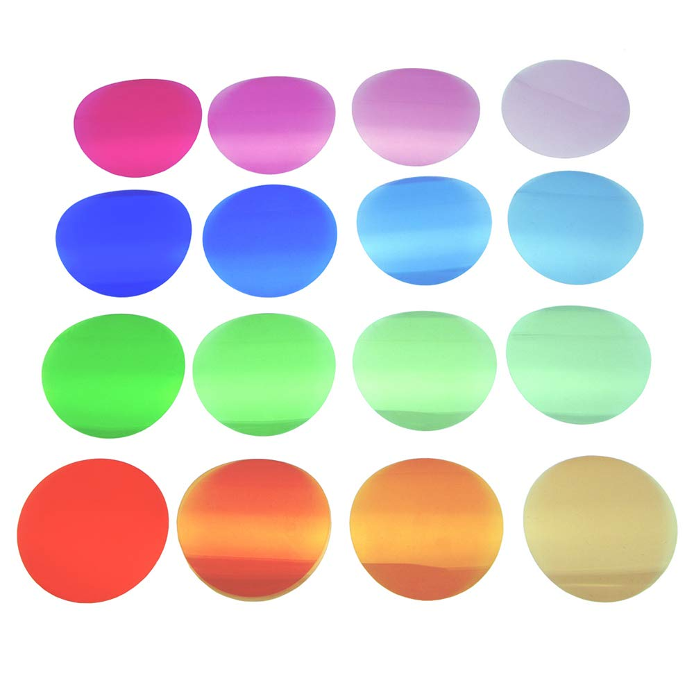 Godox V-11T 16x2 32pcs Color Temperature Adjustment Set Color Gels for Godox AK-R1, H200R, Godox V1-C, V1-N, V1-S, V1-F, V1-O by Godox