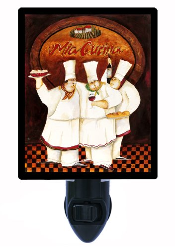 Kitchen Night Light, Tuscan Chefs