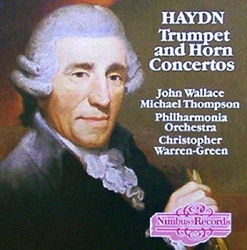 Joseph Haydn: Trumpet Concerto in E flat; Horn Concerto No. 1 in D; Horn Concerto No. 2 in D; Divertimento a Tre in E flat