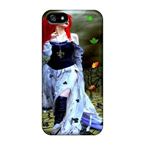 Awesome Design Beautiful Death Hard Cases Covers For Iphone 5/5s