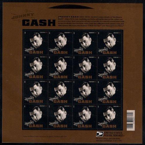 Johnny Cash Stamp - 2