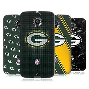 Official NFL 2017/18 Green Bay Packers Soft Gel Case for Motorola Moto X (2nd Gen)