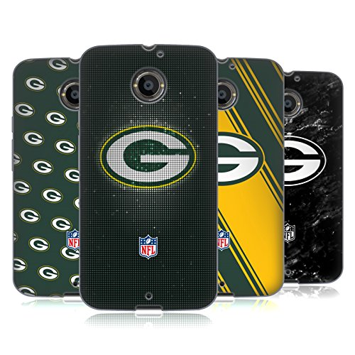 Official NFL 2017/18 Green Bay Packers Soft Gel Case for Motorola Moto X (2nd Gen)