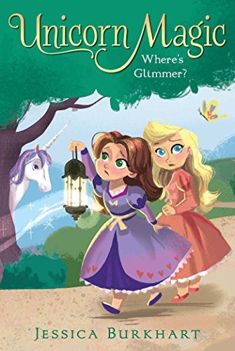 Where's Glimmer? (Unicorn Magic)