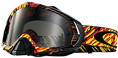 Oakley OO7051-13 Mayhem Pro Rain of Terror Goggles by Oakley