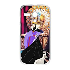Disney Snow White And The Seven Dwarfs Character Motorola G Cell Phone Case White Customized Toy pxf005_9736101