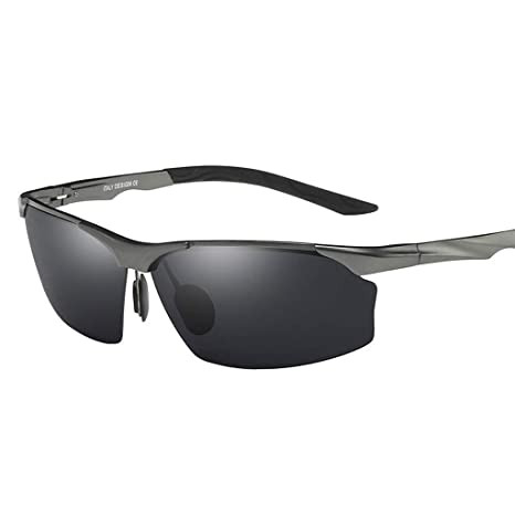 Gafas de sol polarizadas de aluminio y magnesio Gafas de sol ...