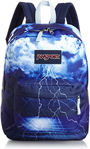 JanSport Unisex High Stakes Multi Lightening Strike Backpack