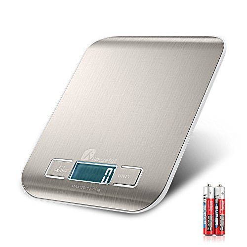 Digital Kitchen Scale, Houzetek Multifunction F...