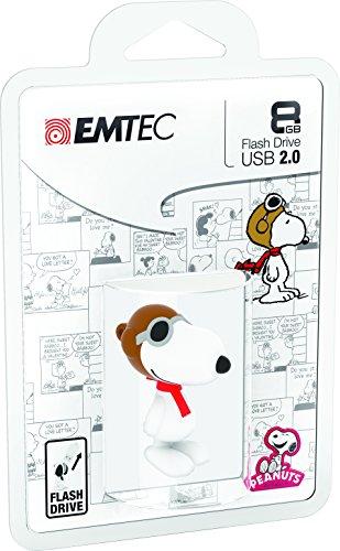 Emtec Peanuts Snoopy Flying ECMMD8GPN104