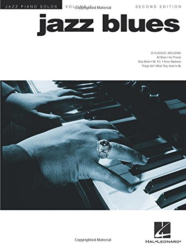 Jazz Blues: Jazz Piano Solos Series Volume 2
