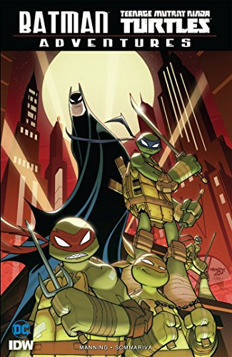 Batman/Teenage Mutant Ninja Turtles Adventures (Batman And Robin Vol 2 Batman Vs Robin)