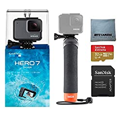 Image of the product GoPro Hero7 Silver Bundle that is listed on the catalogue brand of Ritz Camera.