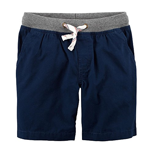 Carter's Boys' 2T-5T Easy Pull-On Knit Shorts 2T ()