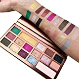 MYUANGO Eye Makeup Palettes Eyeshadow 16 Colors