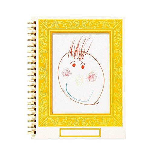 Comolife Memorial Art Binding Book , Beautiful Picture Organizer , 3 pieces per 1 set , 12 page each , Boy