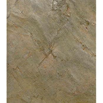 Amazoncom EcoSlate Peel N Stick Slate Veneer Wall Tile 3 Inch by