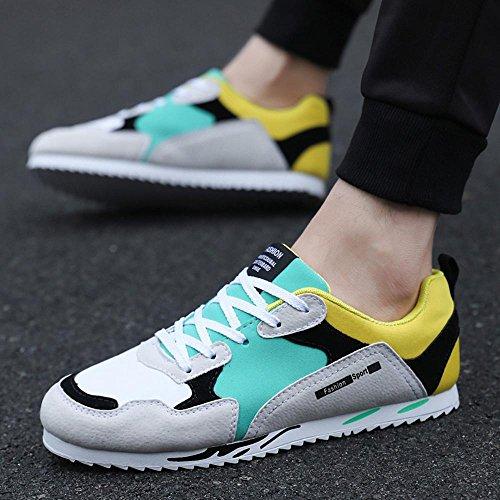 Schuhe Flut Sport 01 Männer xiaolin Schuhe Freizeit Koreanische Plate Version Trend FRxdqq51