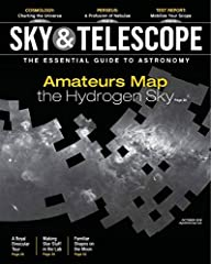 The complete resource for amateur astronomers for over 70 years, Sky & Telescope provides readers with information on observing the sky, offering reviews and buyer's guide information on the latest products as well as tips, how-to's and m...