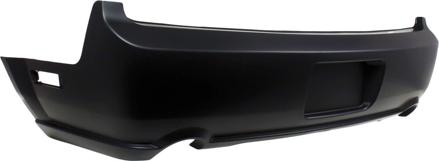 Front Bumper Cover for FORD EXPLORER 2006-2010 Upper Primed Eddie Bauer//XLT Models CAPA