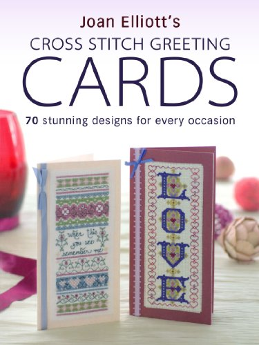 F & W Media David and Charles Books, Cross Stitch Greeting Cards ()