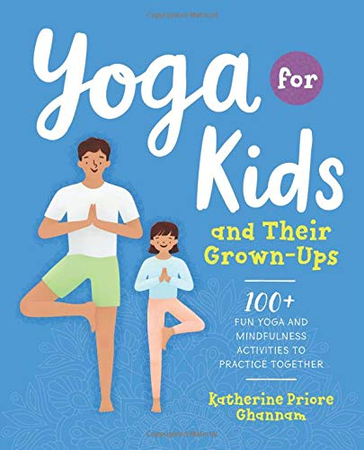 Yoga Kids Their Grown Ups Mindfulness product image
