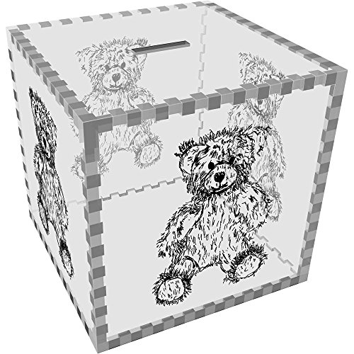 teddy bear piggy bank - 7