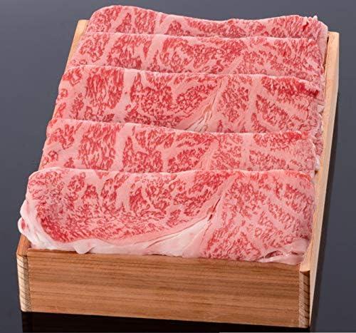 松阪牛 まるよし すき焼き 木箱 ギフト Y (ロース) 800g