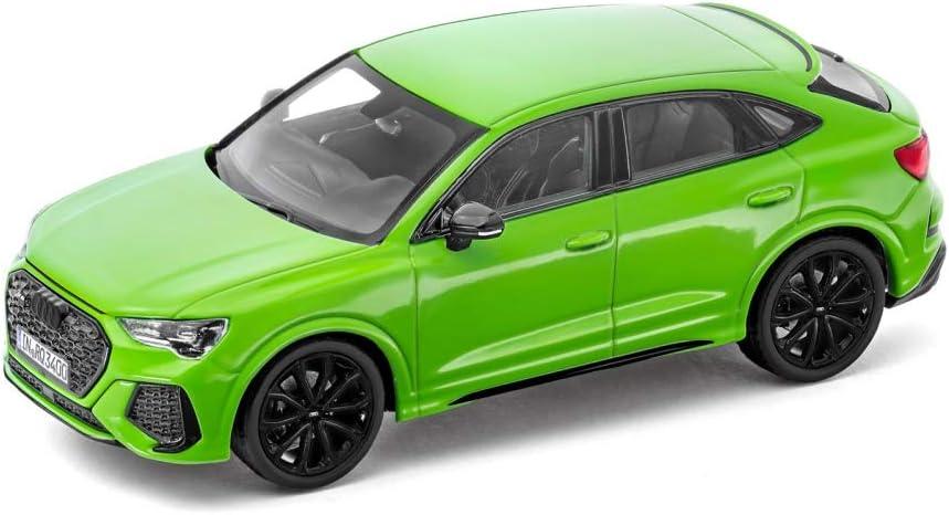 Audi 5012013631 Modellauto 1 43 Miniatur Rsq3 Sportback Grün Auto