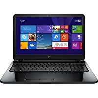 HP 15-G012DX 15.6 Laptop PC - AMD Quad-Core A8 / 4GB Memory / 750GB HD / DVD±RW/CD-RW / HD Webcam / Windows 8.1 64-bit (Black Licorice)