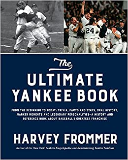 Image result for ultimate yankees book, frommer