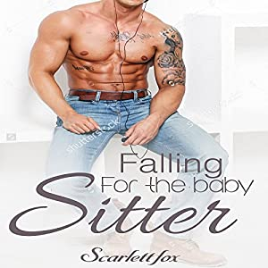 Falling for the Babysitter Audiobook