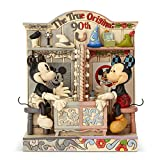 Enesco Disney Traditions Mickey 90th Anniversary