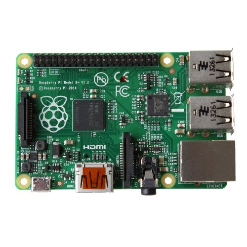 Raspberry Pi 1 Model B+ (B PLUS) 512MB Computer Board (2014)