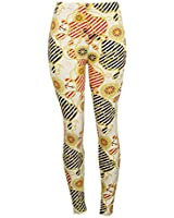 Women's Trendy Lady's Printing Design Leggings High Quality