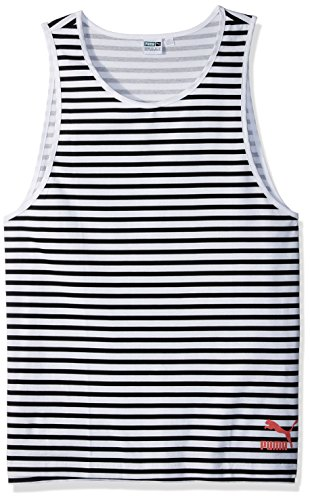 PUMA Mens Summer Tropical T-Shirt All Over Print