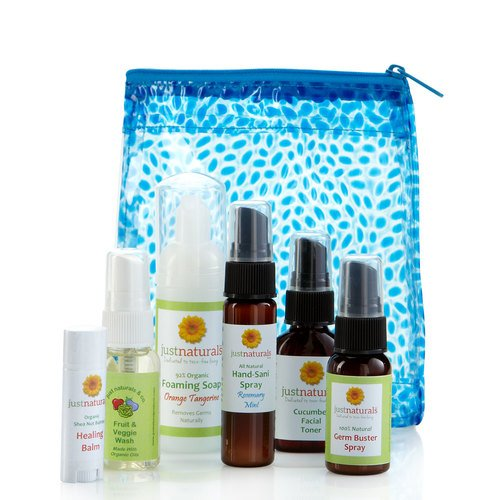 Just Naturals Traveler Essentials Kit