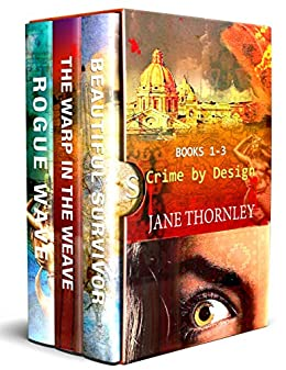 Crime By Design Omnibus 1 Three Thrillers With A Twist