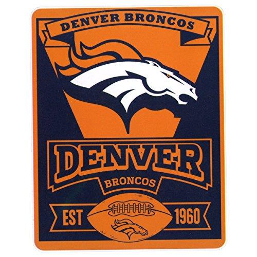 Denver Broncos Plush Football - 9