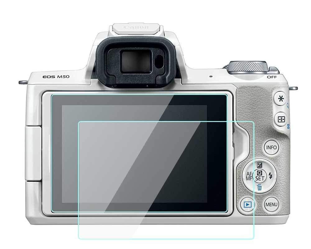 XU-4 9H Glass Protective Screen Film Compatible for DJI Mavic 2 Smart Controller Remote Control Screen Protector Foils Accessories by XU