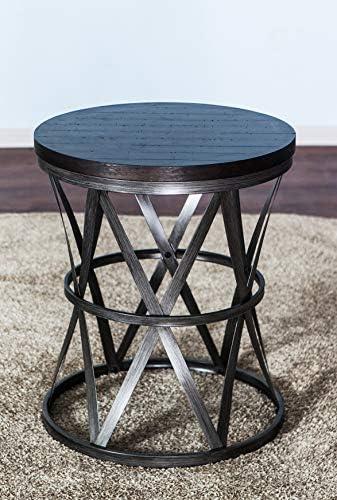 Lane Home Furnishings Barrel Table