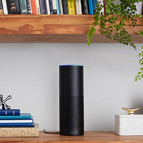 Certified Refurbished Amazon Echo (1st Generation)